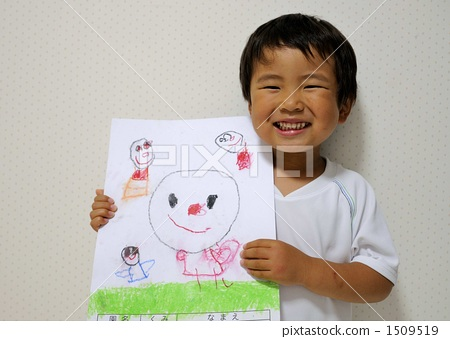 儿童 面部彩绘 孩子