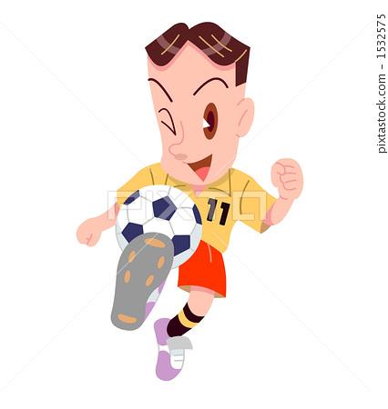 运动健身 足球 运动