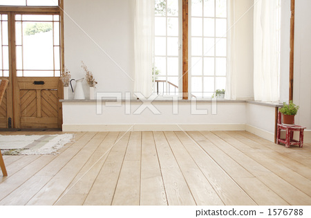 木地板 欧式风格的房间