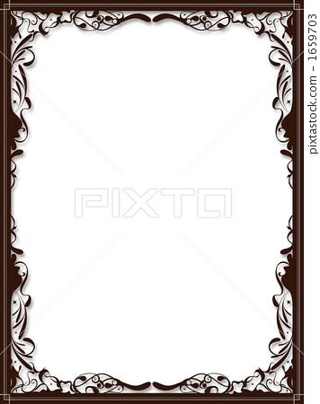 框架 边框 装饰门框