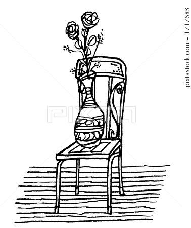 简笔椅子步骤图解