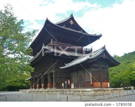 庙宇 寺院 山门-图片素材 [1780058] - pixta