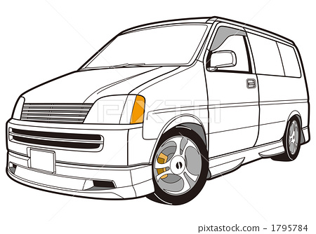 交通工具 微型面包车 车辆