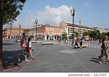 街道 非城市场景 风景
