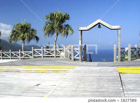 图库照片: 风景 天空 鹿儿岛