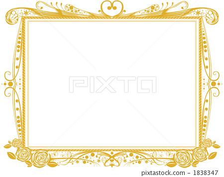 ppt 背景 背景图片 边框 模板 设计 相框 450_356