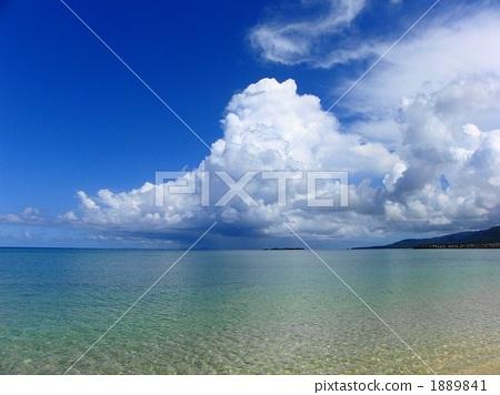 图库照片: 风景 自然 海洋