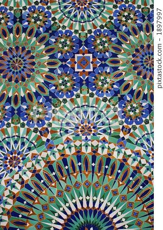 蔓藤花纹 阿拉伯 中东