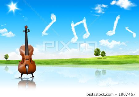 音符 笔记 小提琴
