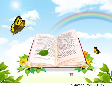 书 书籍 叶子