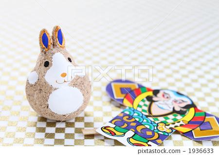 兔子 粘土工作 用粘土做东西