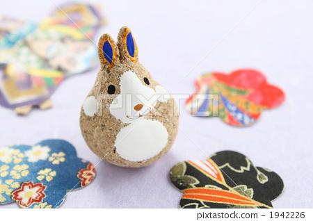 兔子 点缀 用粘土做东西