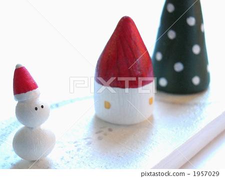 用粘土做东西 圣诞时节 尤尔