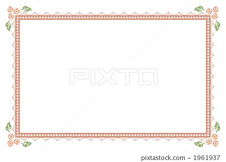 插图素材: 框架 帧 边框