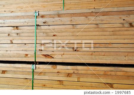 柴堆 建筑材料 木材