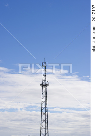 天线杆 塔 无线电塔