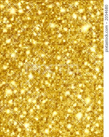 插图素材: 金色 黄金 镀金