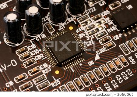 电脑线路板 印刷电路板 基板