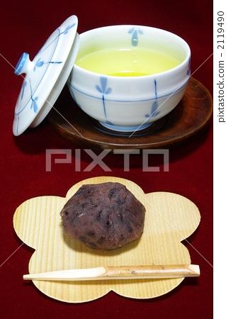 小豆年糕 日本糖果 和果子