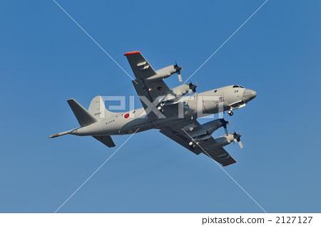 支柱飞机 反潜飞机 xp-1海上巡逻机
