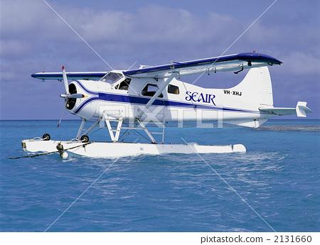 水上飞机 stock photos