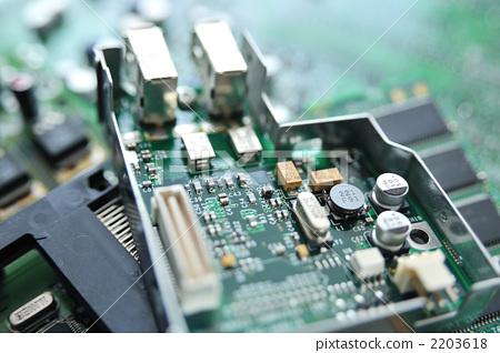 电路 印刷电路板 电脑线路板