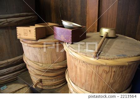 葡萄酒木桶 清酒 日本酒