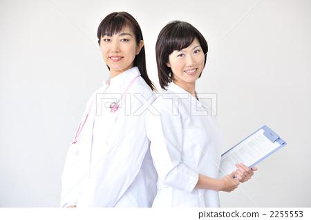 职业/上班族 商务人士/上班族 团队 护士 治疗 医生  *pixta限定素材