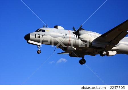 支柱飞机 螺旋桨飞机 日本航空自卫队