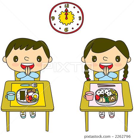 学校午餐简笔画,中国学校午餐,学校吃午餐 第11页 大山谷图库