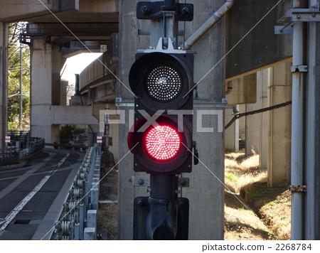 信号灯 红绿灯 交通灯