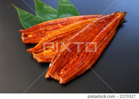 鳝鱼 鳗鱼蒲烧 鳗鱼料理-图片素材 [2270327] - pixta