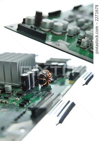 母板 电脑线路板 印刷电路板