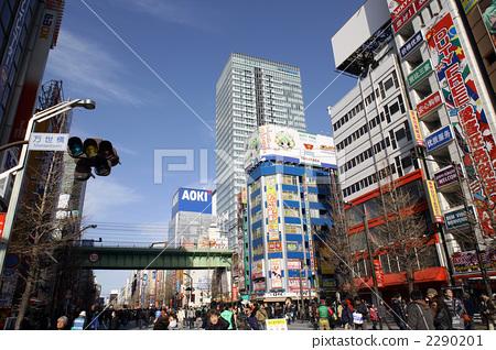 日本风景 东京 秋叶原 照片 秋叶原 电子产品街区 电器城(秋叶原)