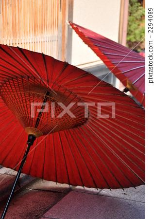 日本伞 滑油纸伞 和风