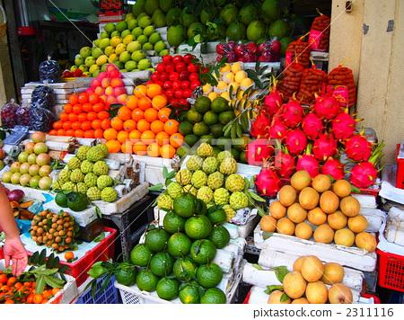照片 水果 胡志明市 越南 首页 照片 世界风景 亚洲_中东 越南 水果