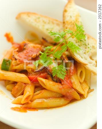 意大利面 吃 西餐
