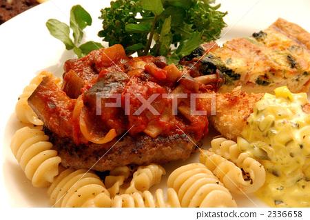 意大利菜 西餐 意大利面