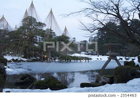 石川 兼六园 照片 兼六园 日本园林 日式花园 首页 照片 日本风景