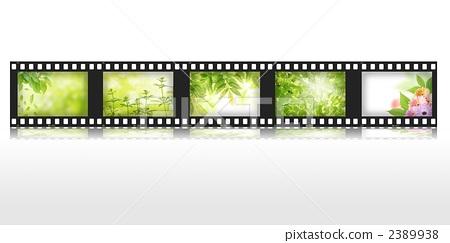 照片素材(图片): 胶卷 电影 影片