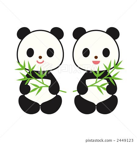 熊猫 一只动物 大熊猫