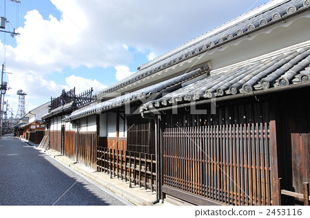 传统建筑 非城市场景 日本风格