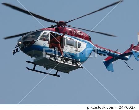 直升飞机 直升机 消防直升机
