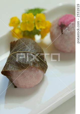 樱花年糕 和果子 日本糖果