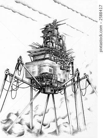 臂机 机械