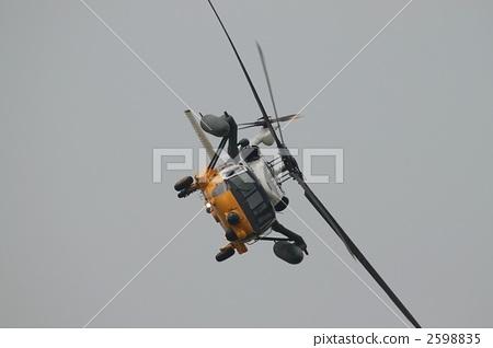 直升飞机 直升机 旋翼