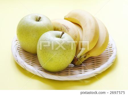 首页 照片 蔬菜_食品 水果 苹果 香蕉 苹果 甜点  *pixta限定素材仅在