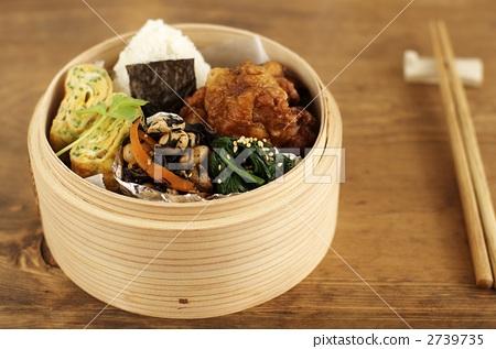 照片素材(图片): 便当 午餐盒 日式便当