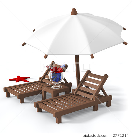 欧式宫廷阳伞油画