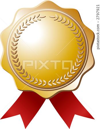 美术作业 设计奖牌